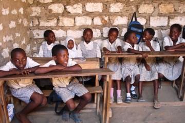Besuch der Barsam Junior School in Kenia im März 2011
