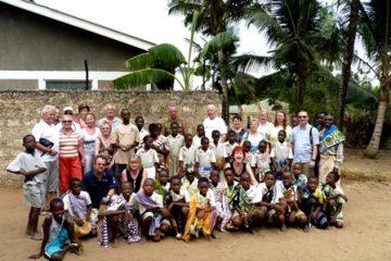 Besuch der Barsam Junior School in Kenia - unsere Kenia Patenschule