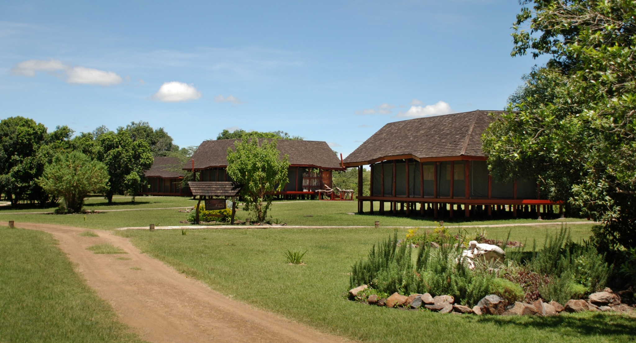 Royal Mara Luxus Camp