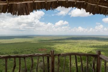 Lions Bluff Lodge Kenia