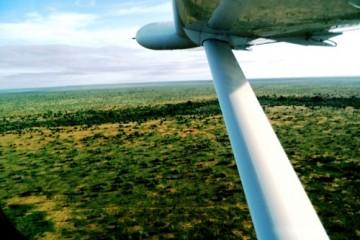 Flug Safari Air Deluxe
