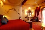 stilvolle Zimmer in der Amboseli Serena Lodge