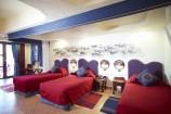 Zimmer in der Amboseli Serena Lodge