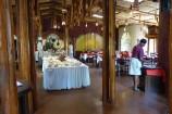 Restaurant in der Amboseli Serena Lodge