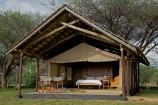 Zelt-Unterbringung in der Ashnil Aruba Lodge