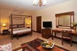 Zimmer mit frischem Obst bei Ankunft im Baobab Beach Resort
