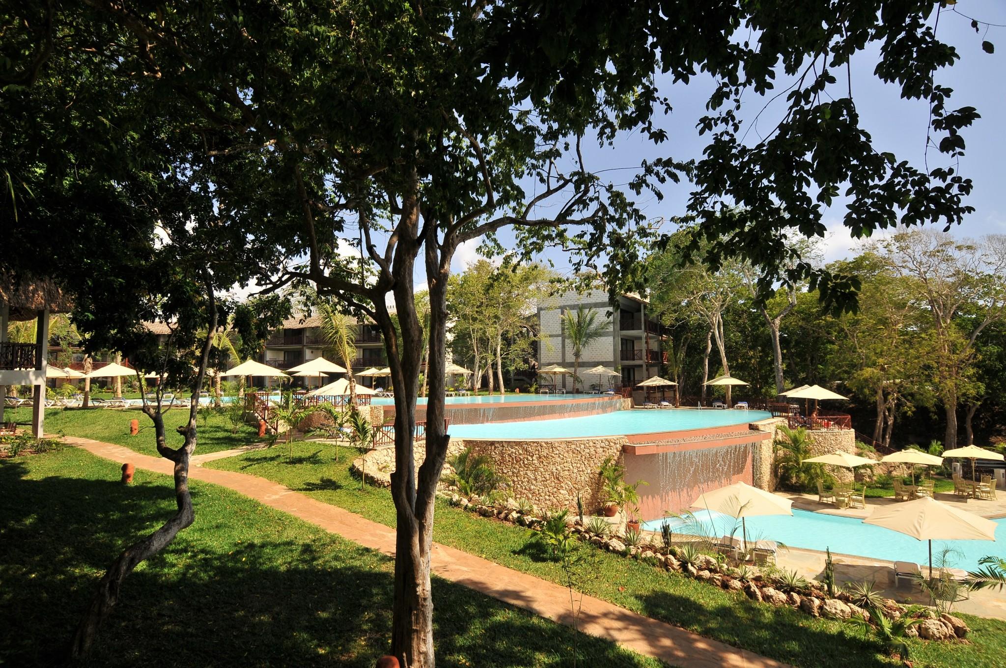 Kenia Diani Beach Hotels