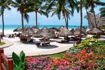 Hotel Pinewood Beach Resort Strandbereich