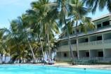 Anlage und Pool des Emrald Flamingo Beach Resorts