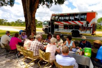 Begleitete Gruppenreise Livingstone 2016