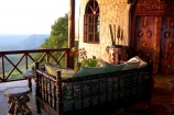 Ausblick in die Shimba Hills von Kutazama