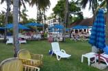 Liegewiese im Hotel Kenya Bay Beach