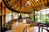 Lounge in der Lake Naivasha Sopa Lodge