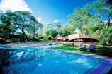 Pool in der Lake Naivasha Sopa Lodge