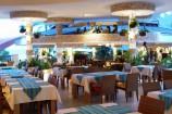 Restaurant im Leopard Beach Resort