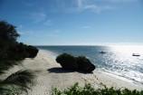 feiner Sand am Leopard Beach Resort