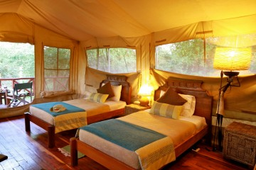 Mara Leisure Camp im Masai Mara Schutzgebiet
