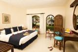 Zimmer mit Blick zum Pool im Neptune Paradise Beach Resort