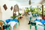 Restaurant-Terrasse im Neptune Paradise Beach Resort