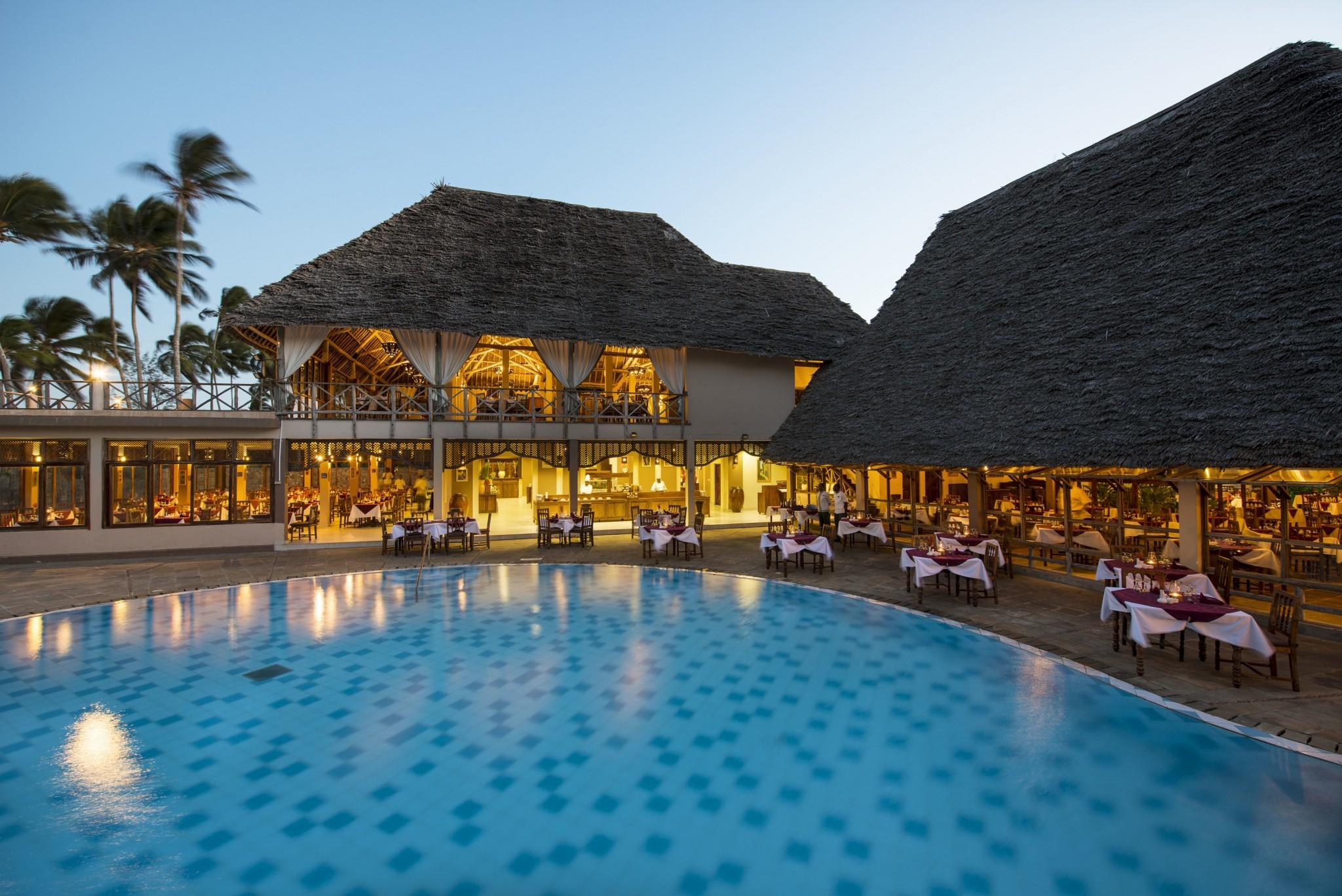 Tansania safari neptune pwani beach resort sansibar for Hotels zanzibar