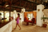 Rezeptionsbereich im Neptune Village BEach Resort