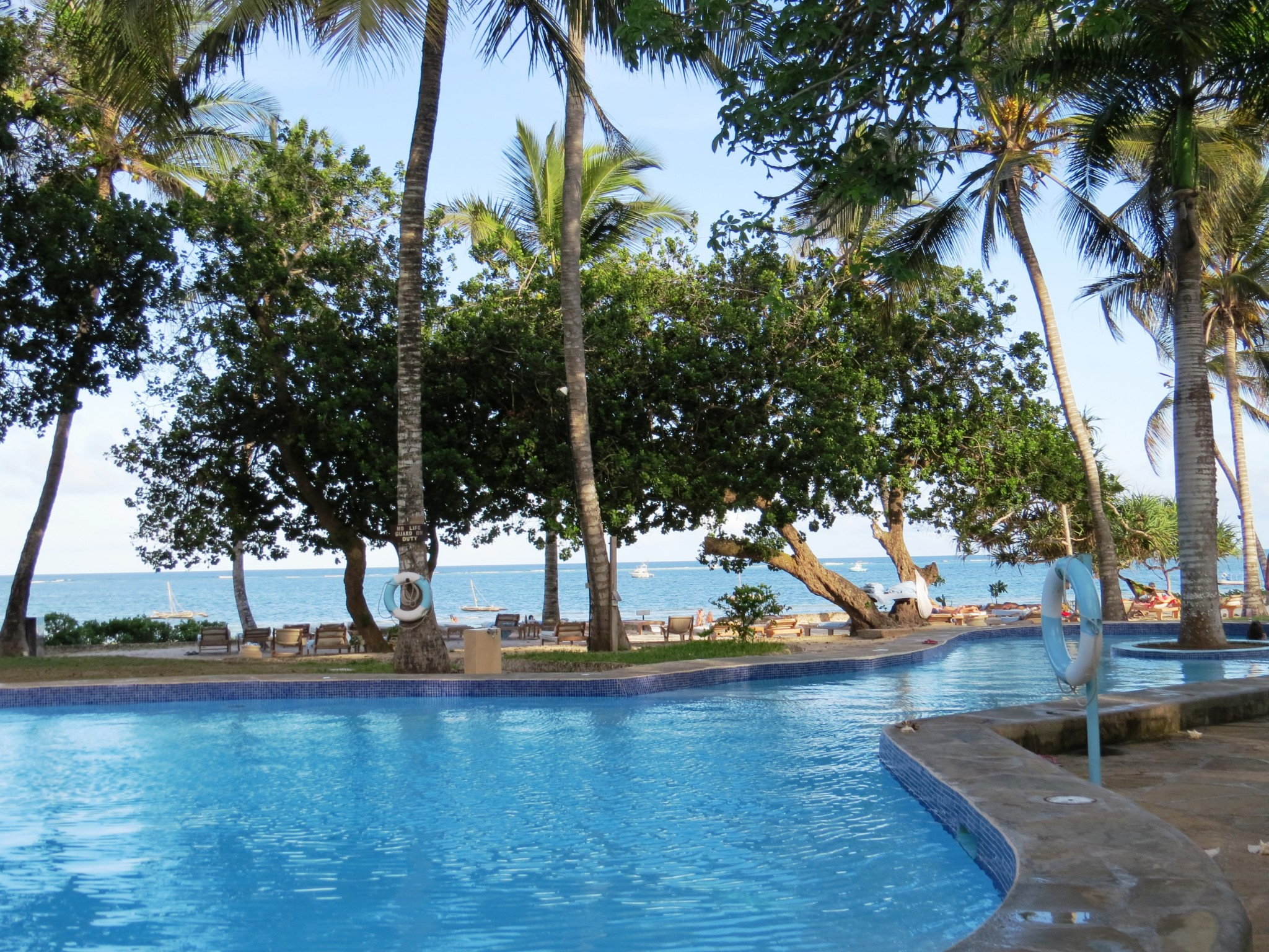 Pool im Ocean Village Club