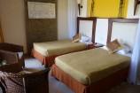 moderne Zimmer in der Ol Tukai Lodge