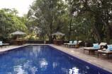 Pool im Olare Mara Kempinski Camp