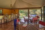 Bar im Olare Mara Kempinski Camp