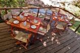 Terrasse im Oloshaiki Camp