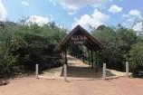 Empfangsbereich des Rock Side Camp