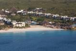 Ansicht des Hotels Royal Zanzibar Beach aus der Luft