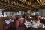 Restaurant in der Sarova Taita Hills Game Lodge