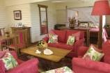 Suite in der Sarova Taita Hills Game Lodge