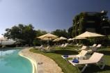 Pool in der Sarova Taita Hills Game Lodge