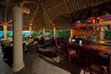 Bar am Strand im Swahili Beach Resort
