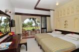 Superior-Zimmer mit Blick zum Meer im Hotel The Reef