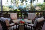 Shisha-Bar im Hotel The Reef