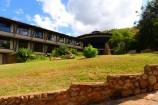 Zimmeransicht der Voi Safari Lodge