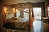 Zimmer in der Voi Wildlife Lodge