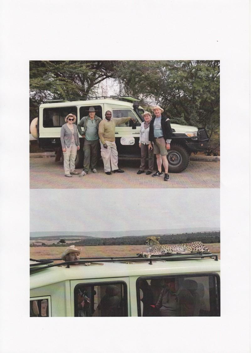 Reisebericht Familie Pfeffer