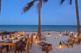 Strand-Dinner im Bluebay Beach Resort