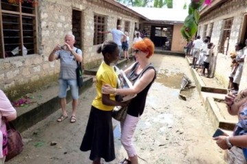 Kenia Urlaub Patenschule Reisekontor Schmidt