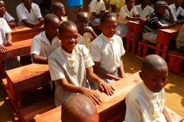 Schüler der Patenschule