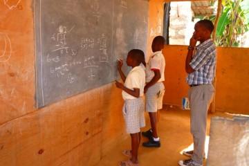 Unterricht in der Patenschule