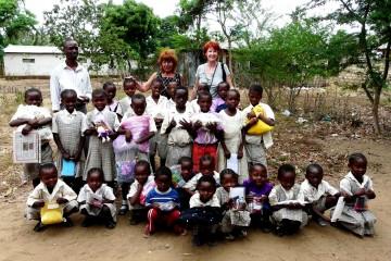 Besuch der Barsam Junior School in Kenia im Januar 2009