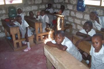 Besuch der Barsam Junior School in Kenia im März 2009