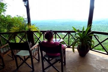 Besuch in der Kutazama Lodge