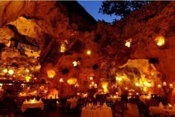 Ali Babours Cave Restaurant