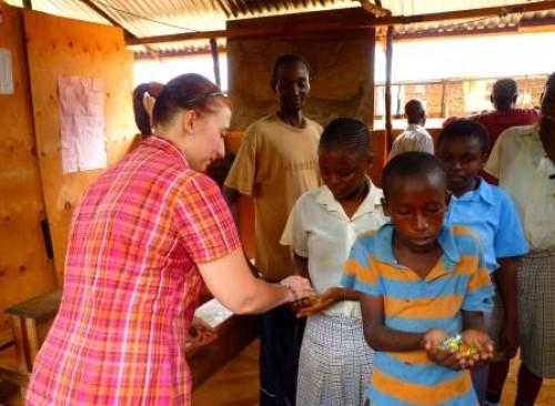 Besuch unserer Patenschule in Kenia im April 2014